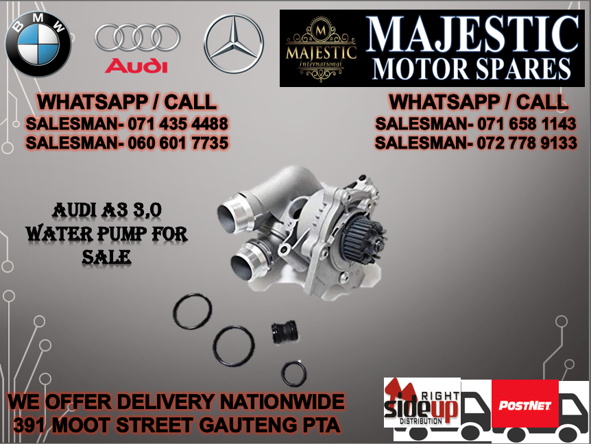 Audi A3 water pump for sale