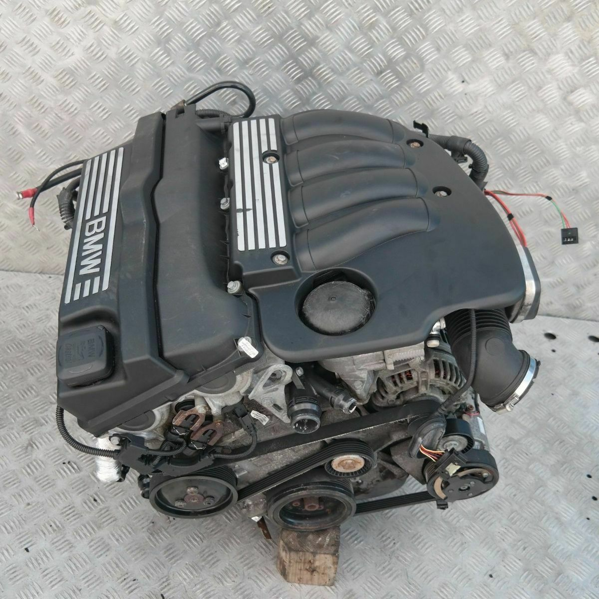 Bmw 1 3 Series E87 E90 E91 120i 320i 150hp Complete Engine N46b20b