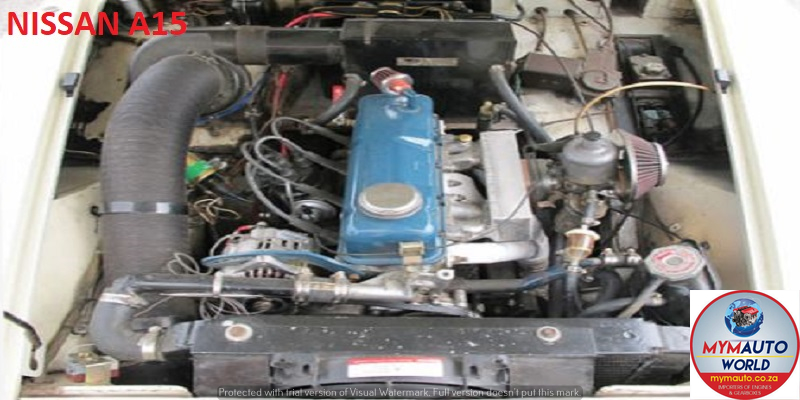IMPORTED USED NISSAN VANETTE 1.5L A15 ENGINE FOR SALE AT MYM AUTOWORLD