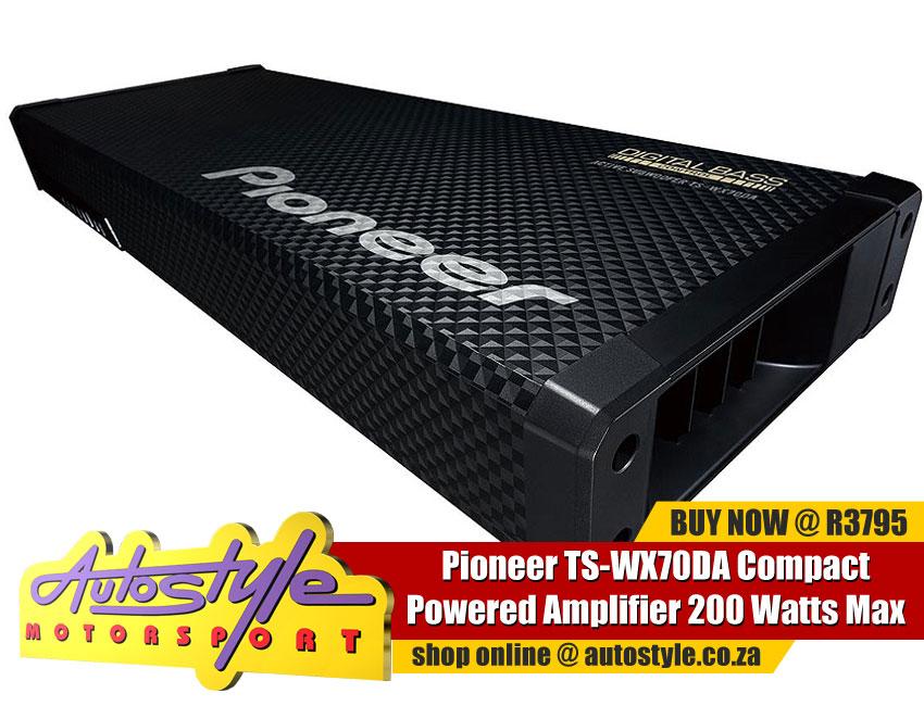 Pioneer TS-WX70DA Compact Powered Amplifier