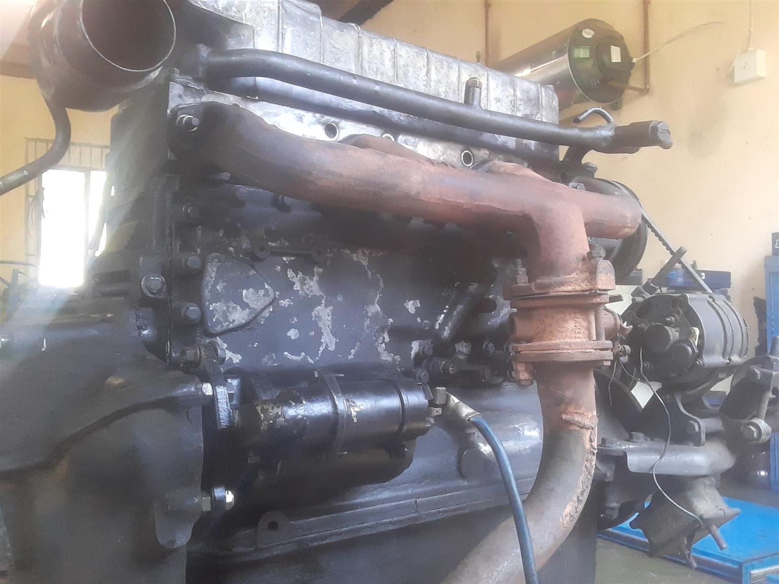 2 Tata engine for sale 713 cab and Gearbox
