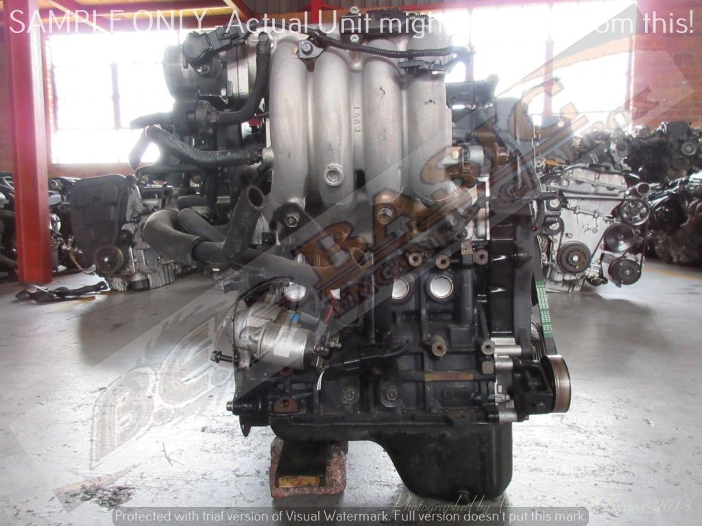 HYUNDAI G4ED 1.6L CVVT 16V Engine -Aluminium Intake Manifold