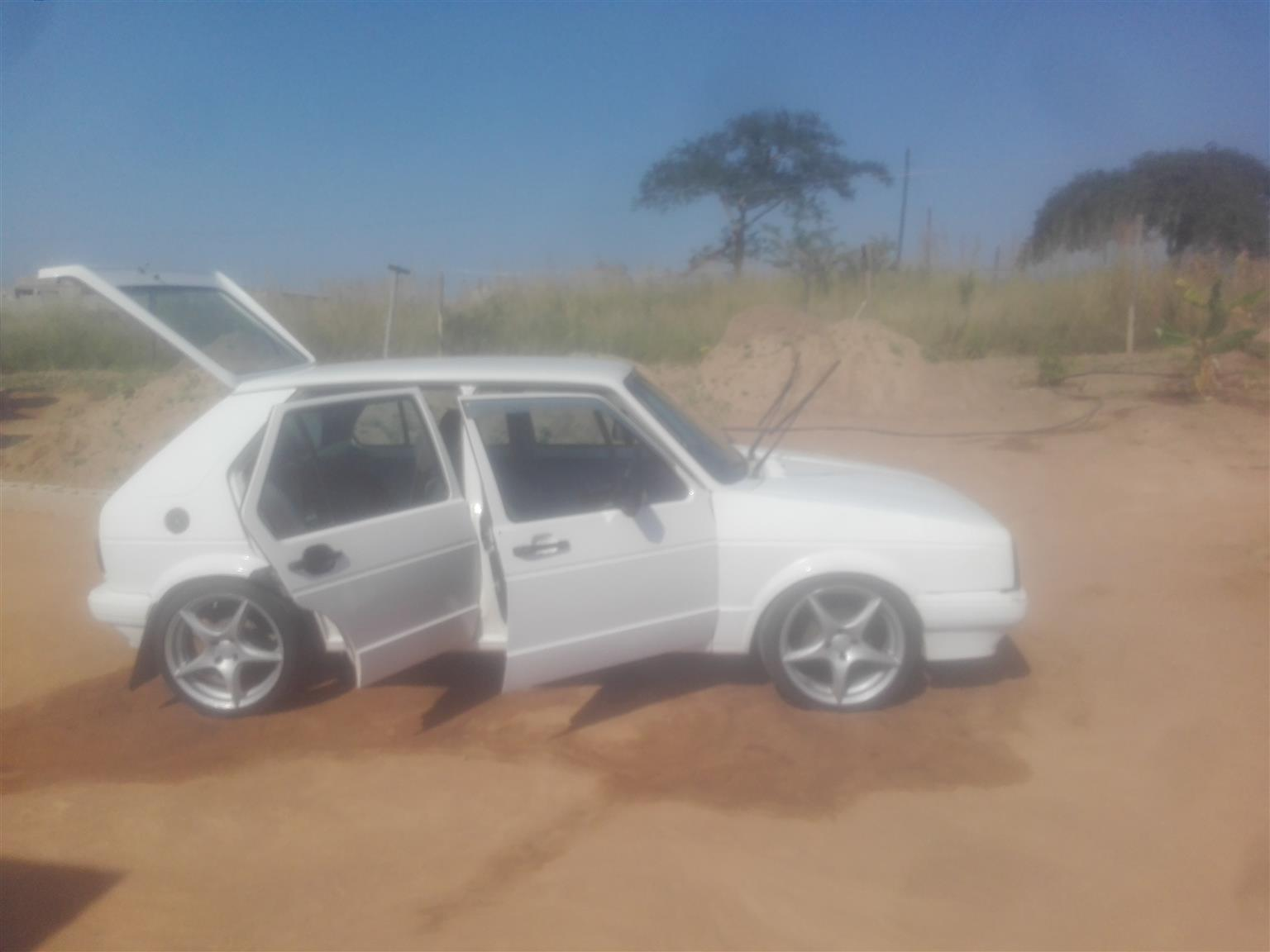 2002 VW Citi CITI 1.4i