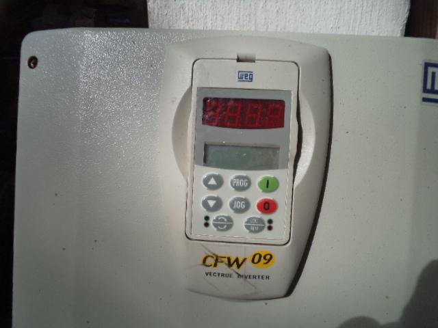 WEG Vectrue Inverter CFW - 09 soft starter