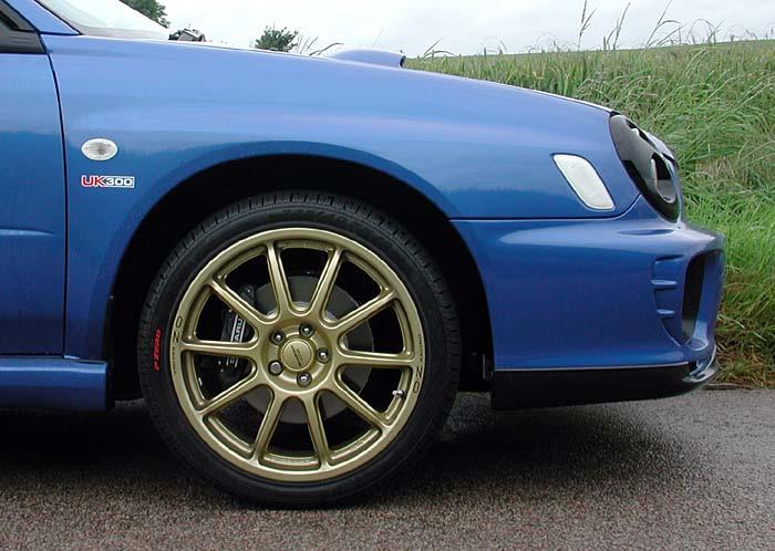 2001 Subaru Impreza WRX WRX Premium