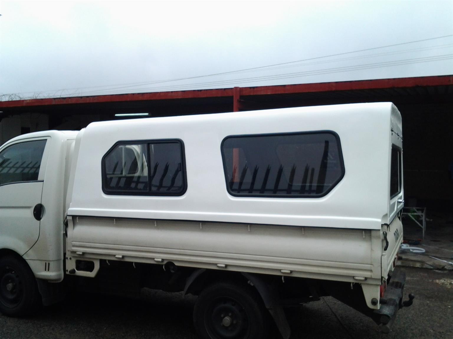 GC HYUNDAI H100/KIA K2700 W/WINDOWS WHITE CANOPY FOR SALE!!!