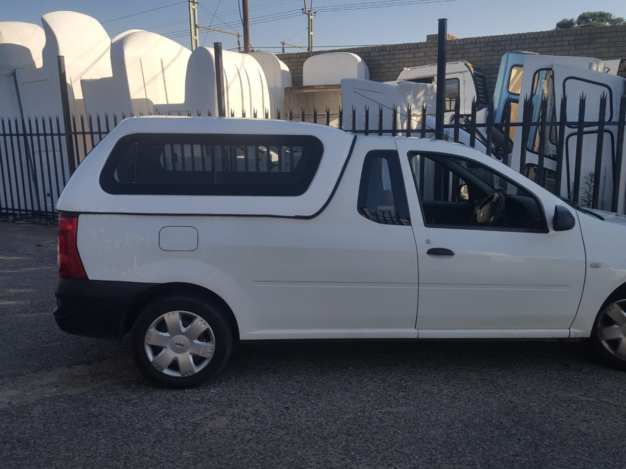 BRAND NEW NISSAN NP200 GALAXY BAKKIE CANOPY FOR SALE