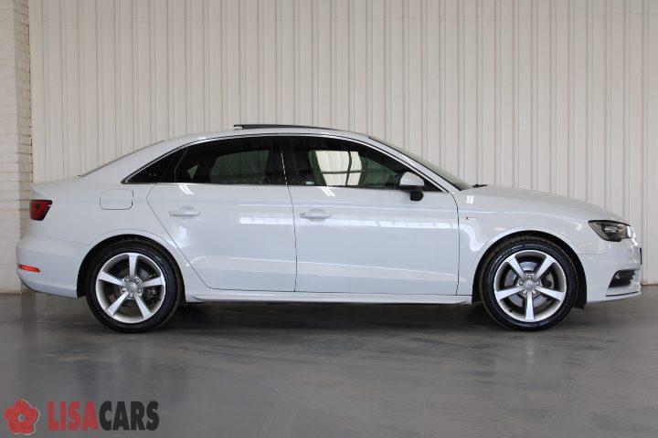 2014 Audi A3 1.8T SE