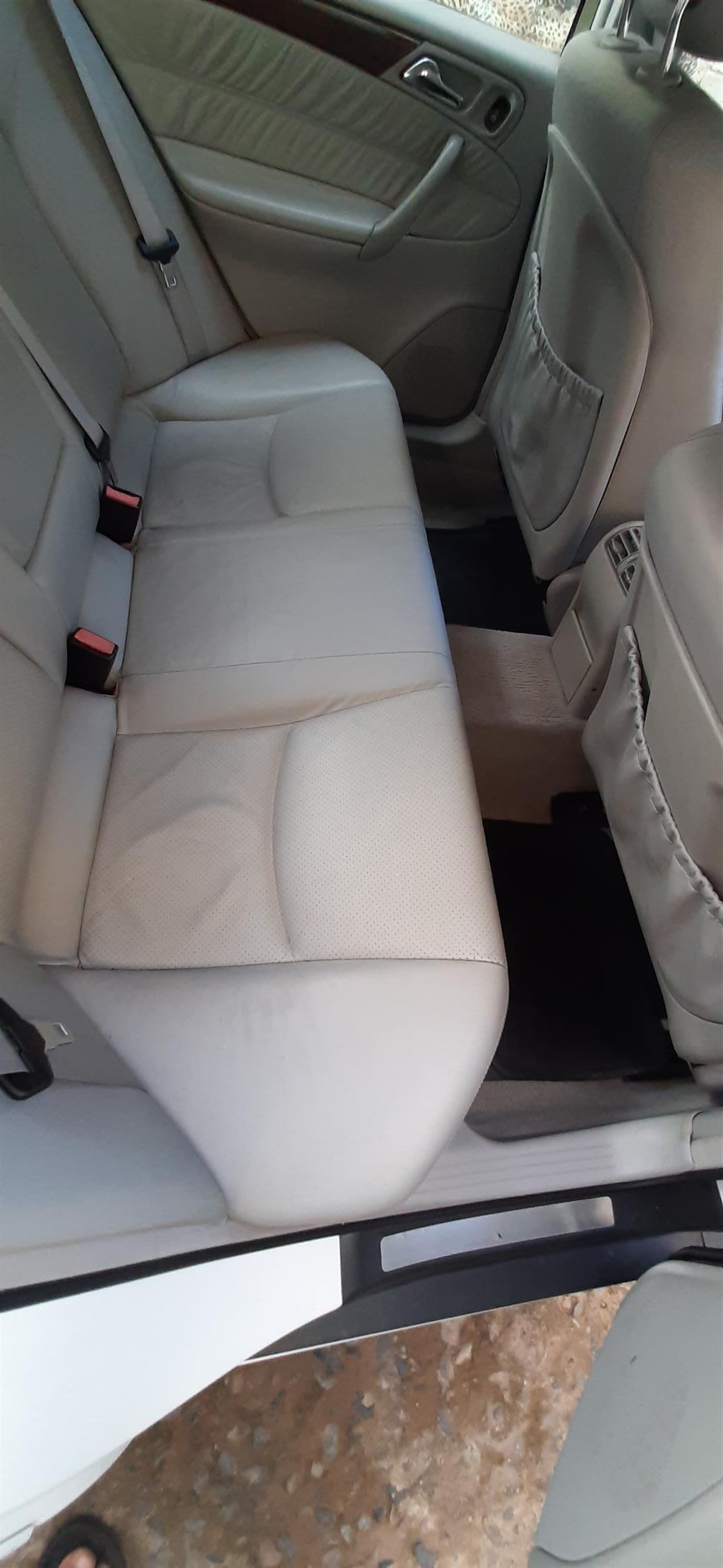2001 Mercedes Benz C Class C270CDI estate Elegance