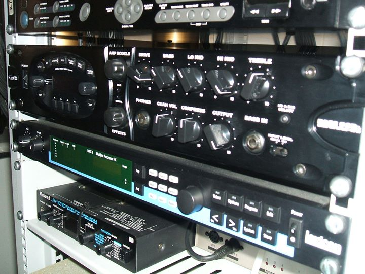 Lexicon MPX1 Multiple Effects Processor