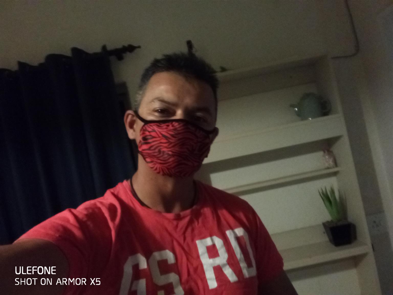 Protective Handmade Designer Masks&Buffs