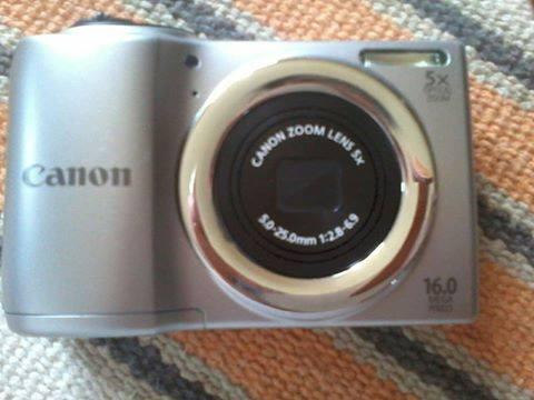 digitale kamera en printer