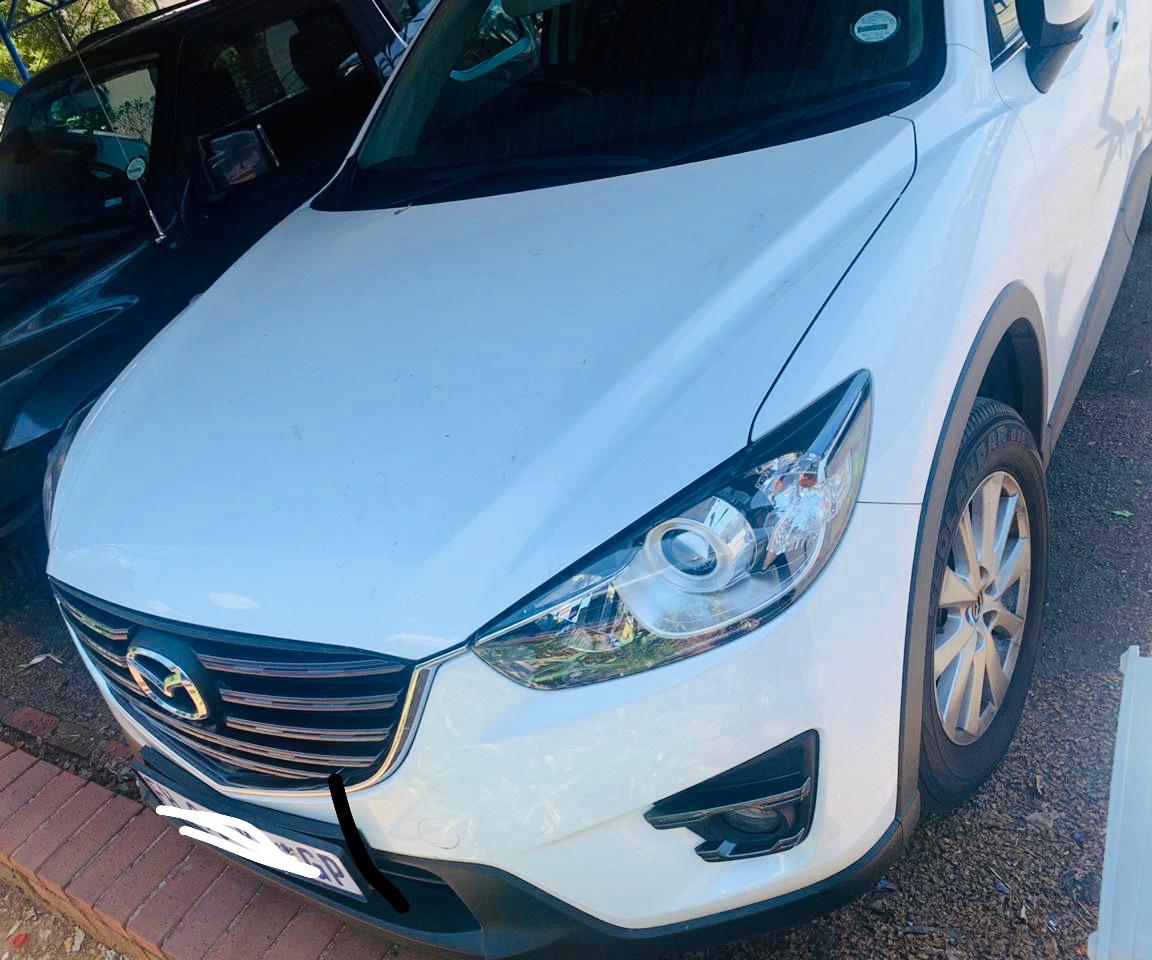 2016 Mazda CX-5 2.2DE ACTIVE