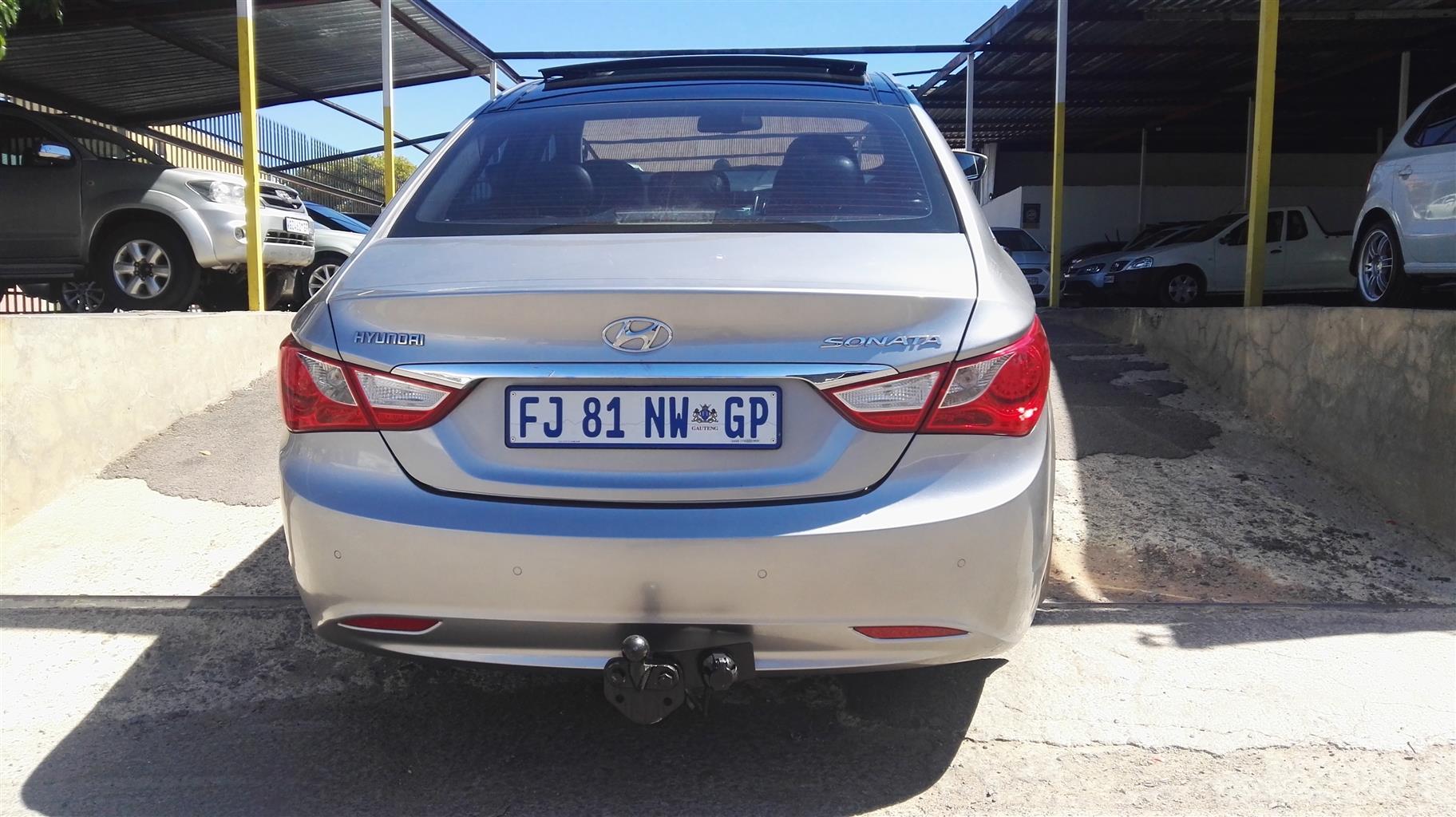 2012 Hyundai Sonata 2.0 GLS