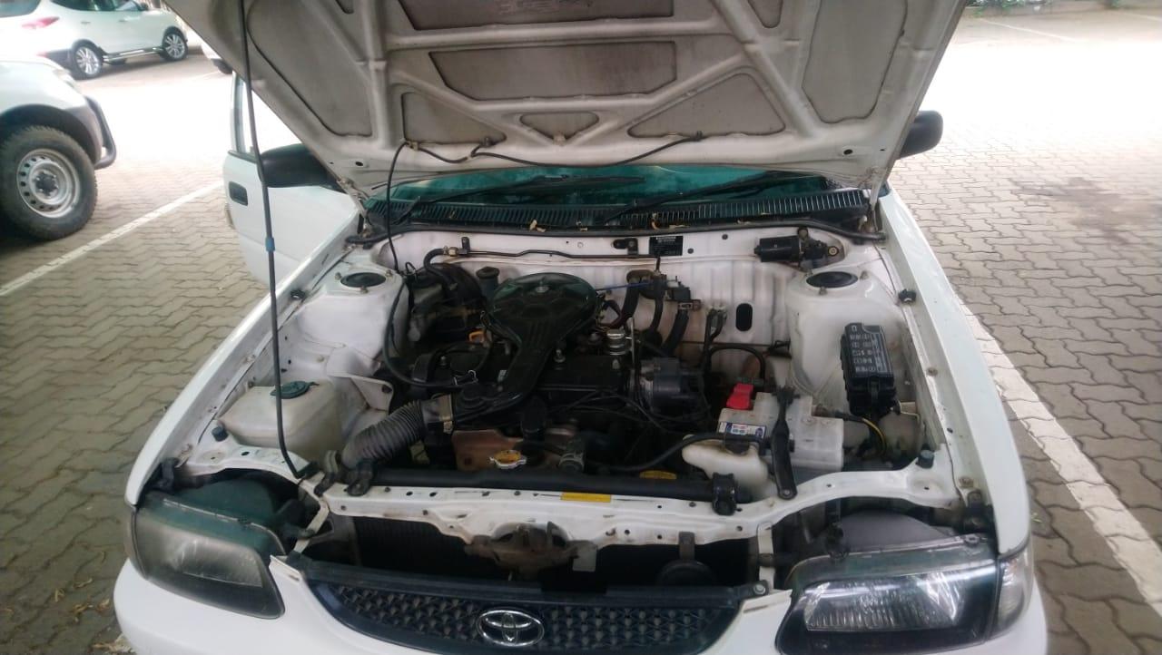 2012 Toyota Tazz 130