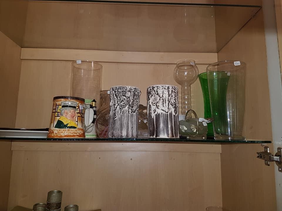 Various mini vases for sale