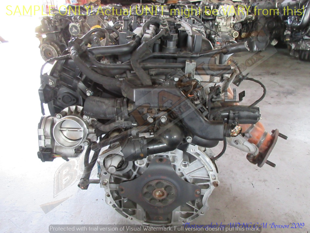 HYUNDAI G4KE 2.4L D/CVVT DOHC 16V Engine -SANTA FE