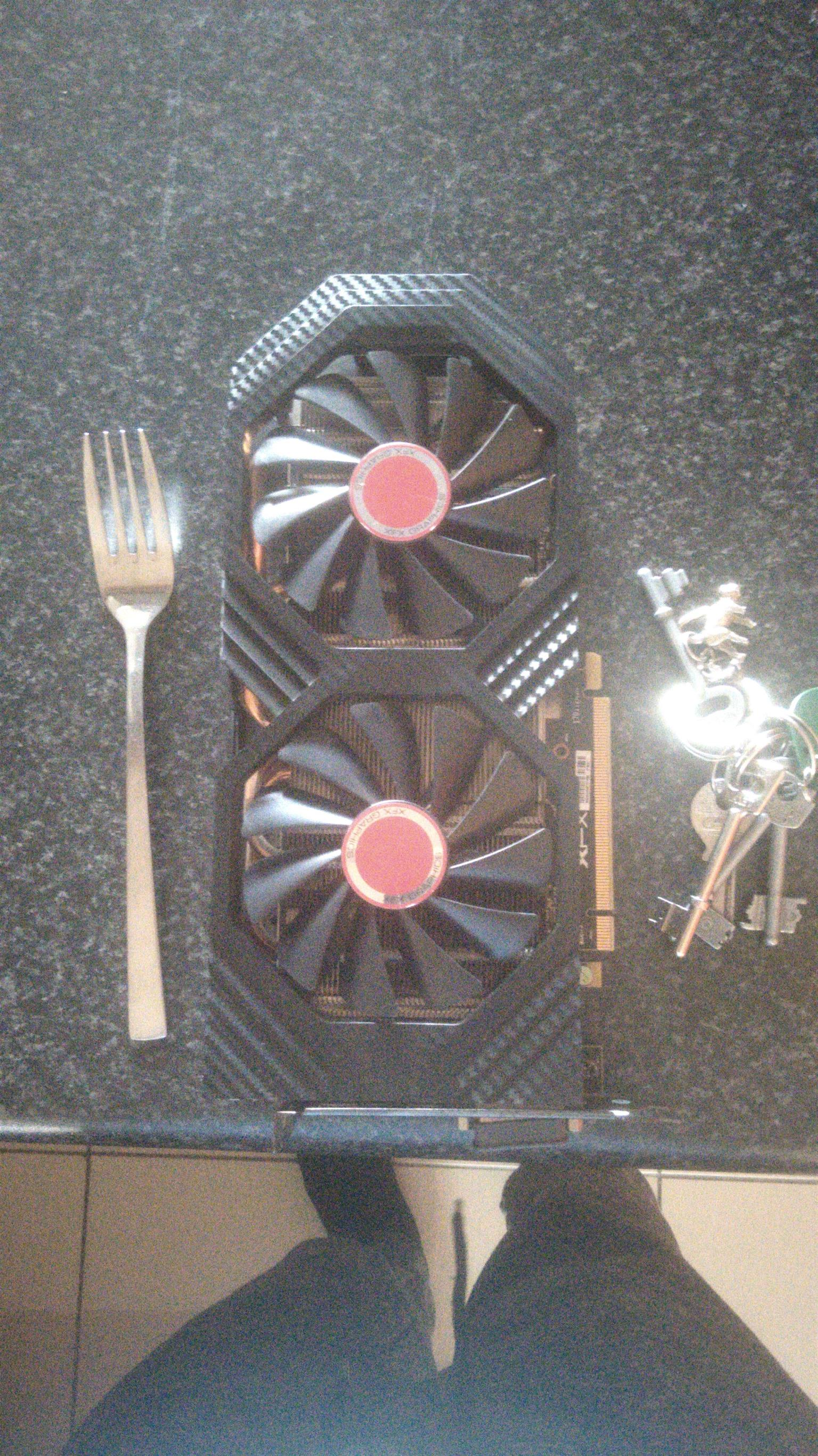 Rx580 8gb graphics cards for sale