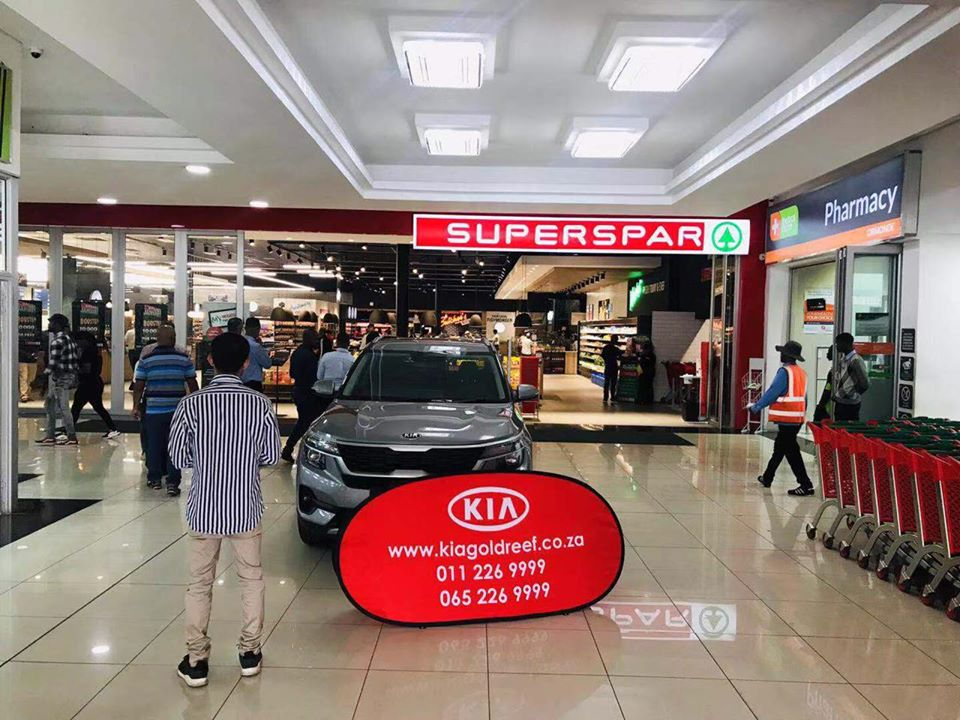 PRIME NEW FOOD FRANCHISE in the ORMONDE SHOPPING MALL. PRIME LOCATION ALLOCATED for a TURN-KEY STORE