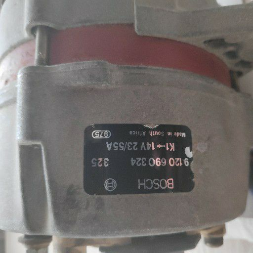 Brand New Bosch Alternator For Toyota Corolla 4a Junk Mail