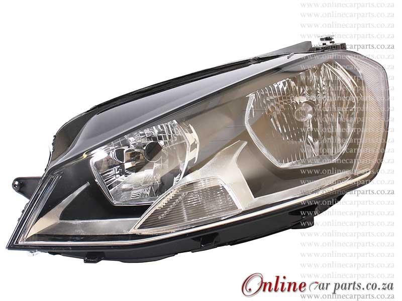 VW Golf 7 13- Left Hand Side Head Light