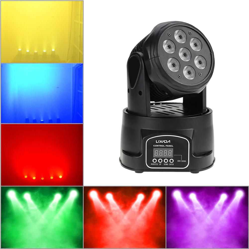 Professional Disco Moving Head Light DMX512 Stage Light, DJ Party Light. NEW