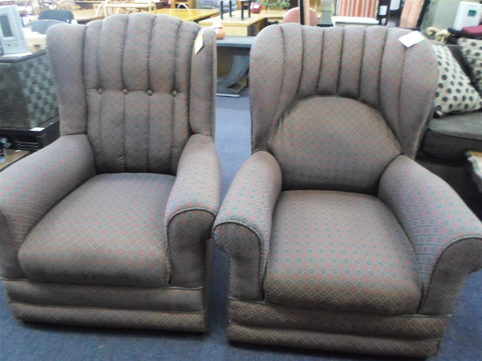 Chairs Wingback