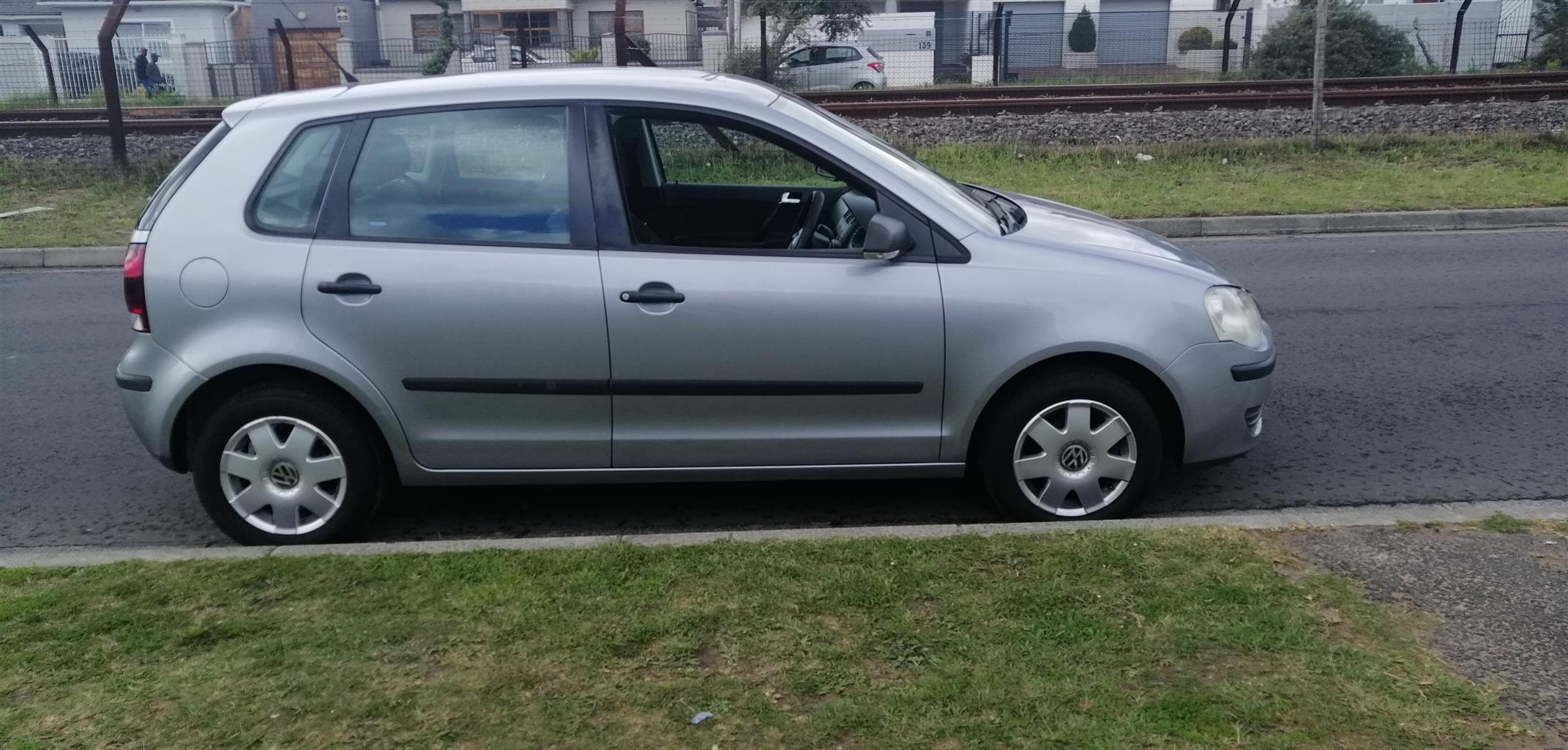 2007 VW Polo hatch 1.4TDI Trendline