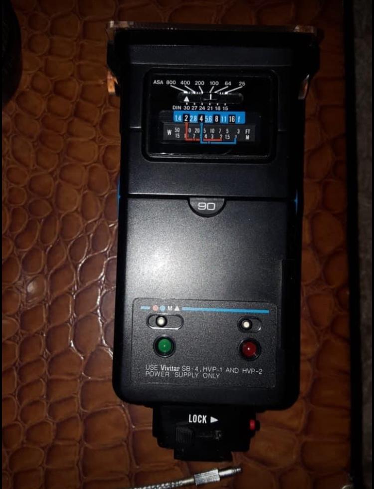 Asahi Pentax ME Film Camera