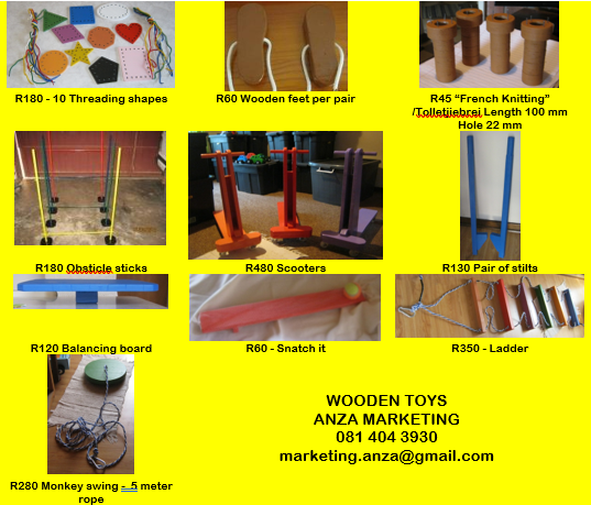FOR ACTIVE CHILDREN! EDUCATIONAL WOODEN TOYS FOR BOYS AND GIRLS!