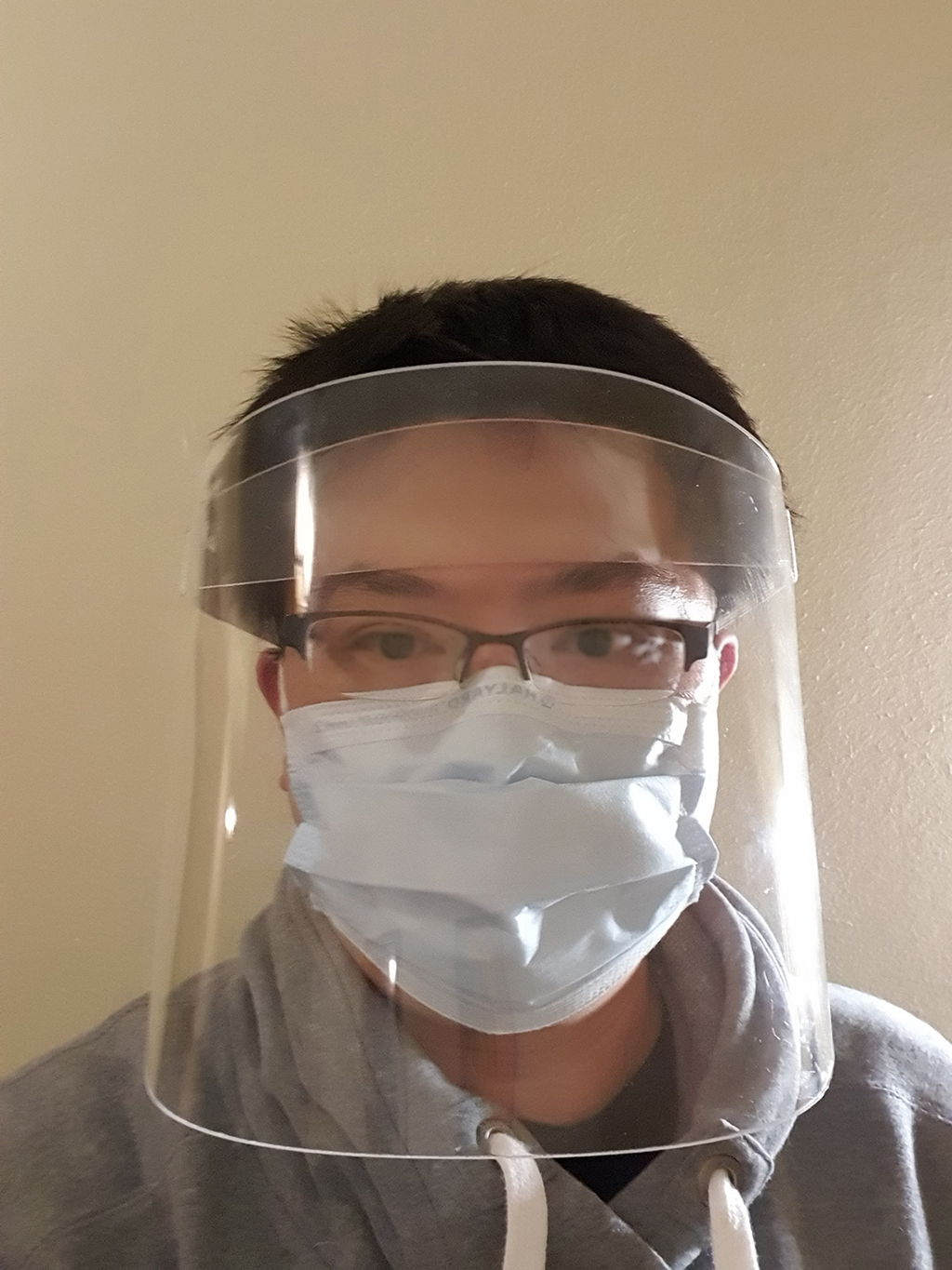 High Quality Acrylic Face Shield For Sale.