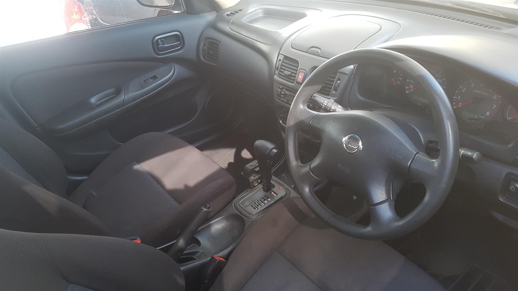2005 Nissan Almera 1.6 Luxury automatic
