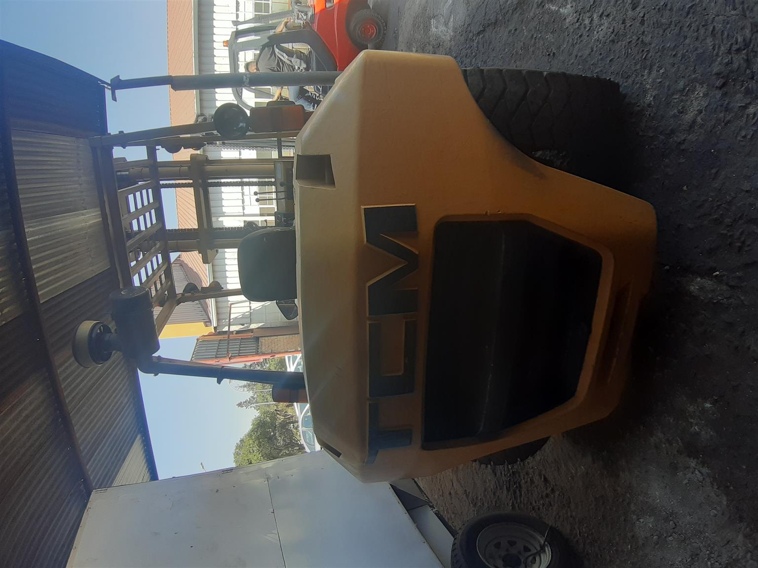 RELIABLE LINDE FORKLIFTS FOR SALE