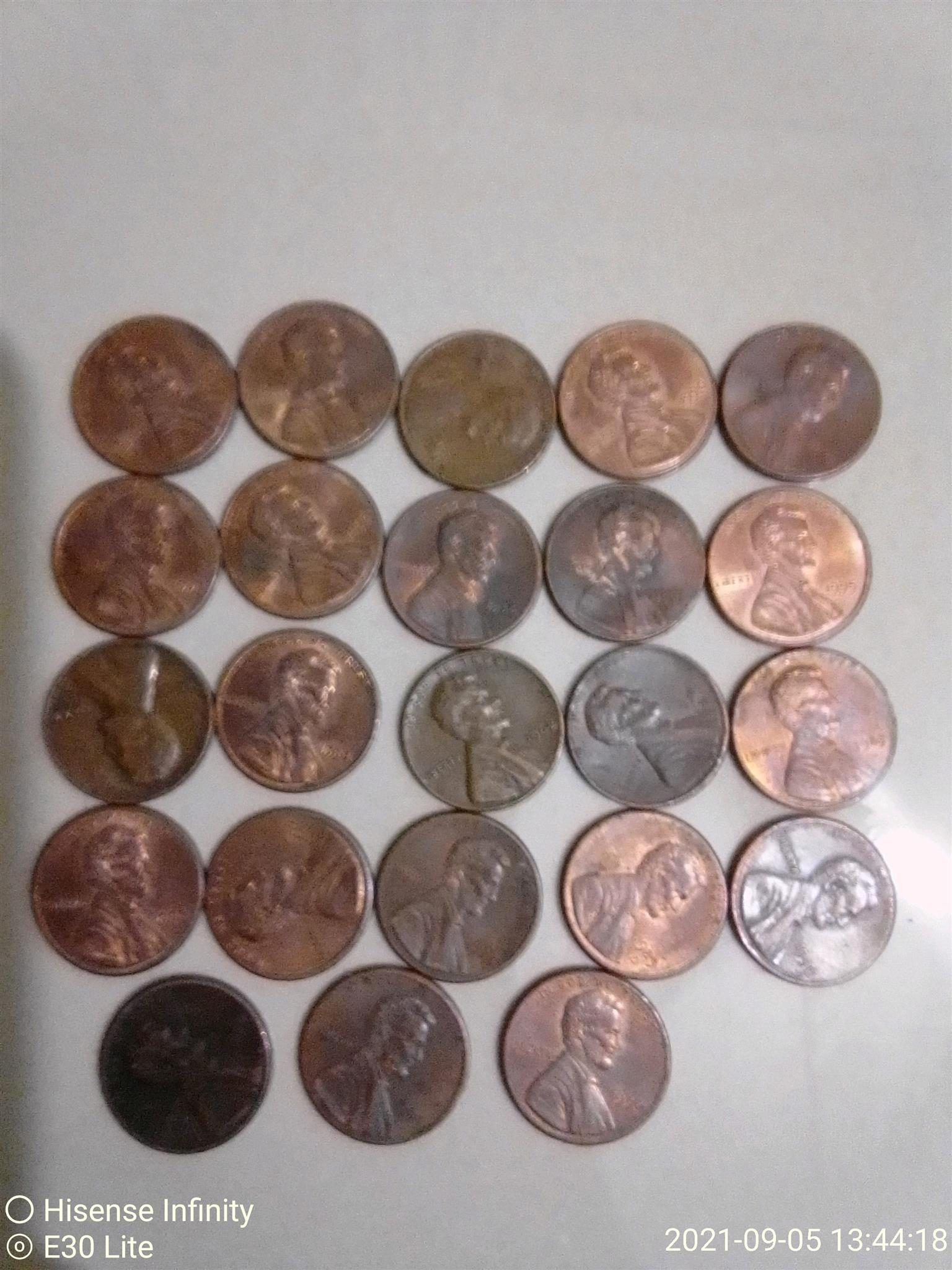 Coin's for sale