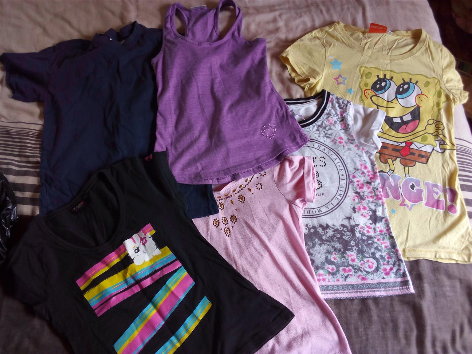 Girl clothing 9 to 10 yr