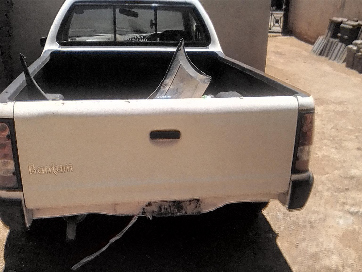 1995 Ford Bantam 1.6i XLT
