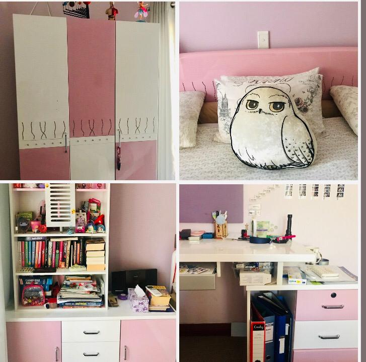 mokki diamante bedroom set