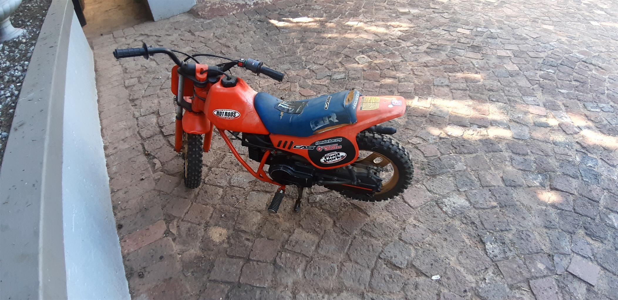 1989 Honda CR