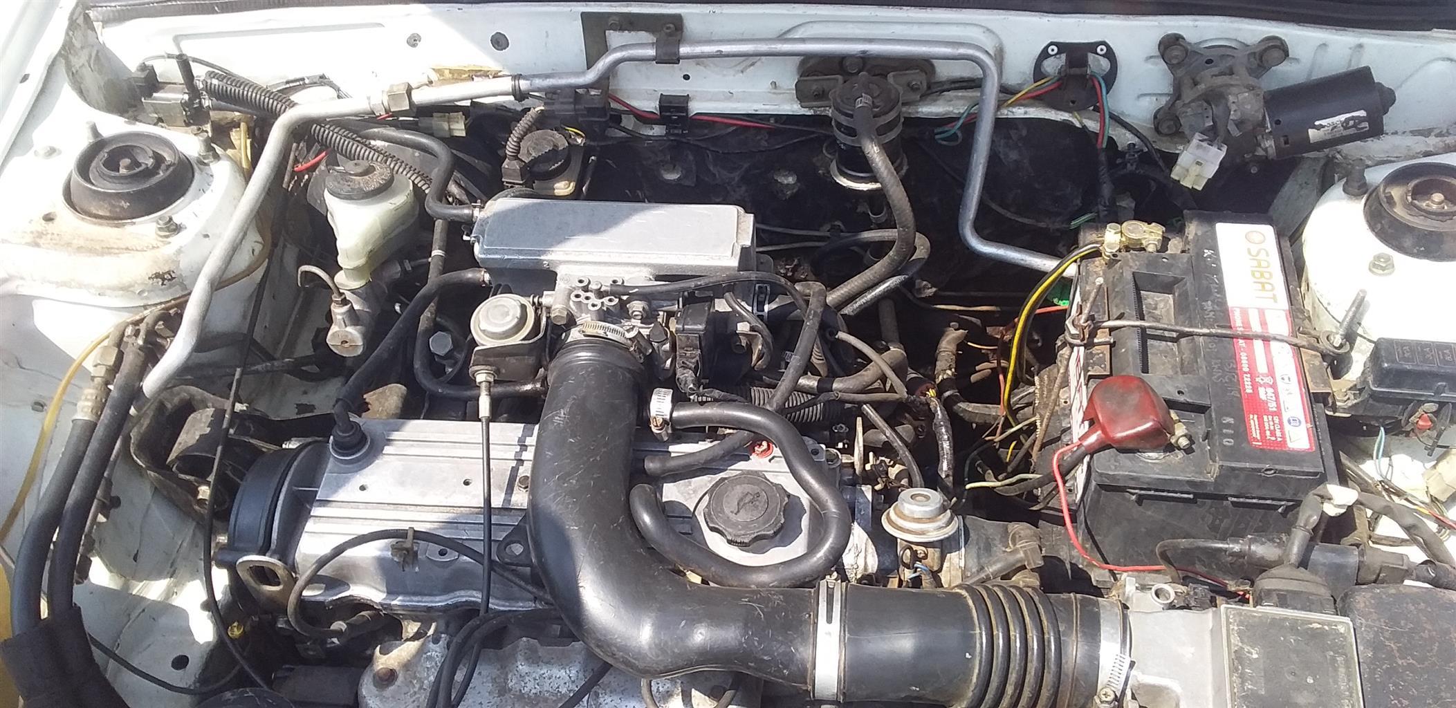 2002 Ford Bantam 1.6i