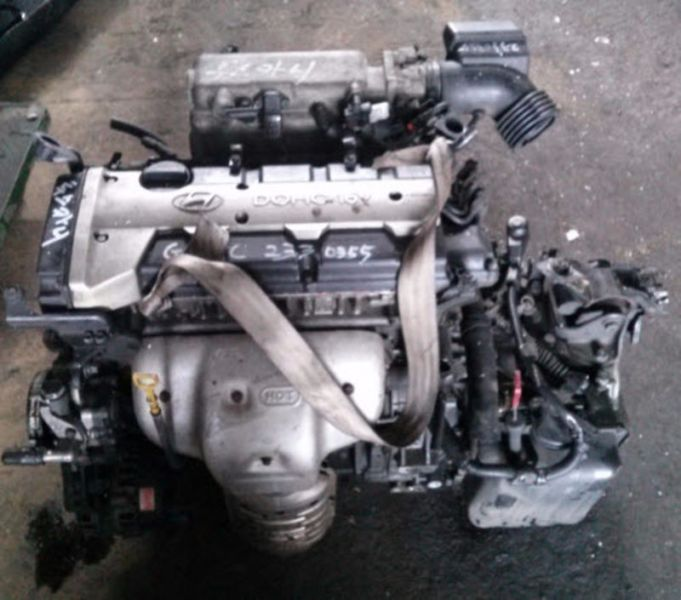 Complete Second hand used HYUNDAI ENGINES