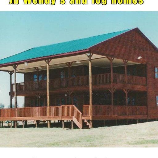 jb Wendys and log homes