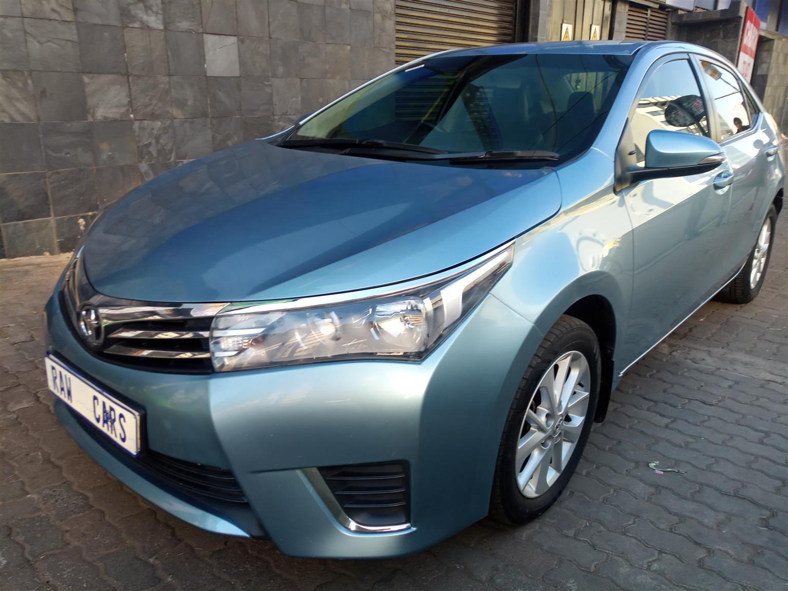 2014 Toyota Corolla COROLLA 1.3 PRESTIGE