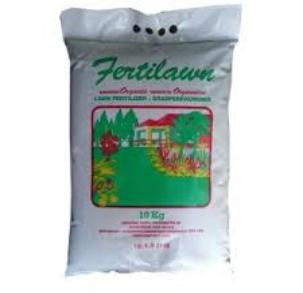 Fertilizer for the greenest, lushest lawn - Fertilawn organic lawn fertilizer - just add water