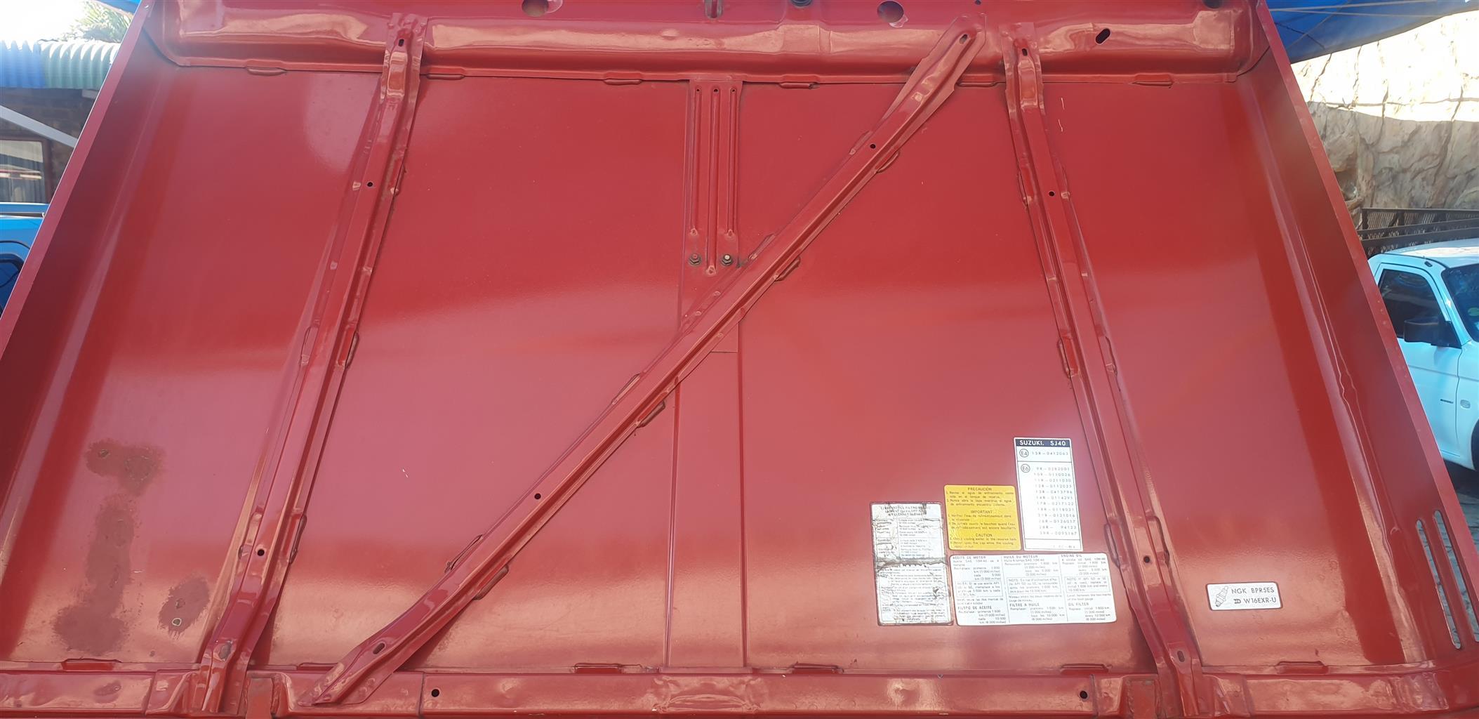 1983 Suzuki Jimny