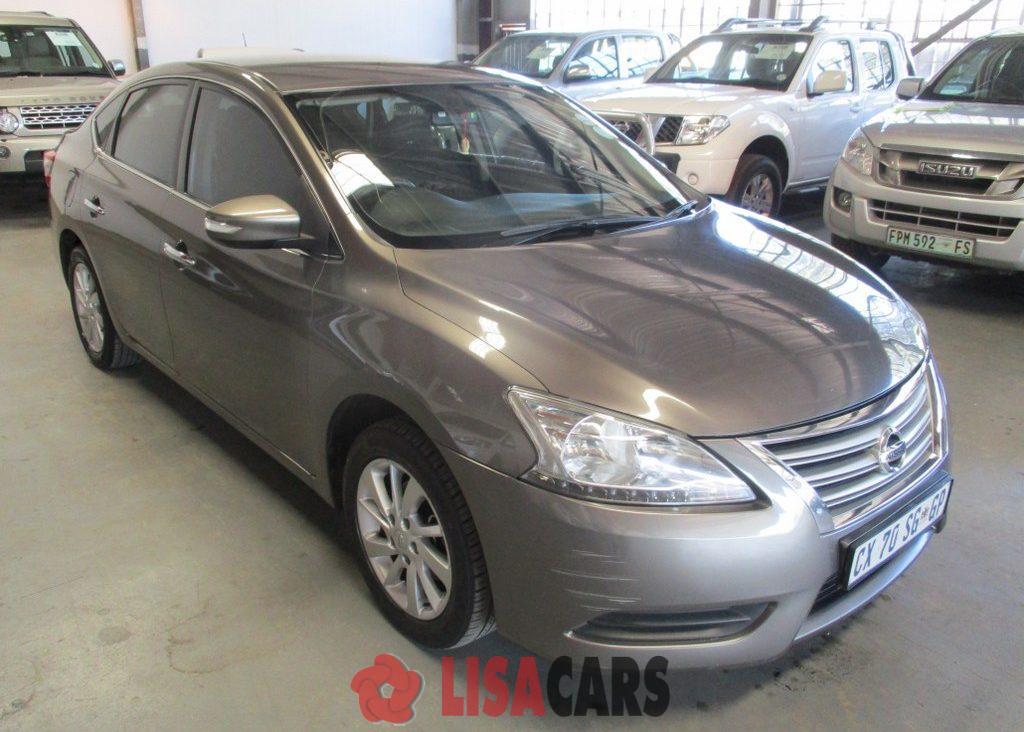 2014 Nissan Sentra 1.6 Acenta
