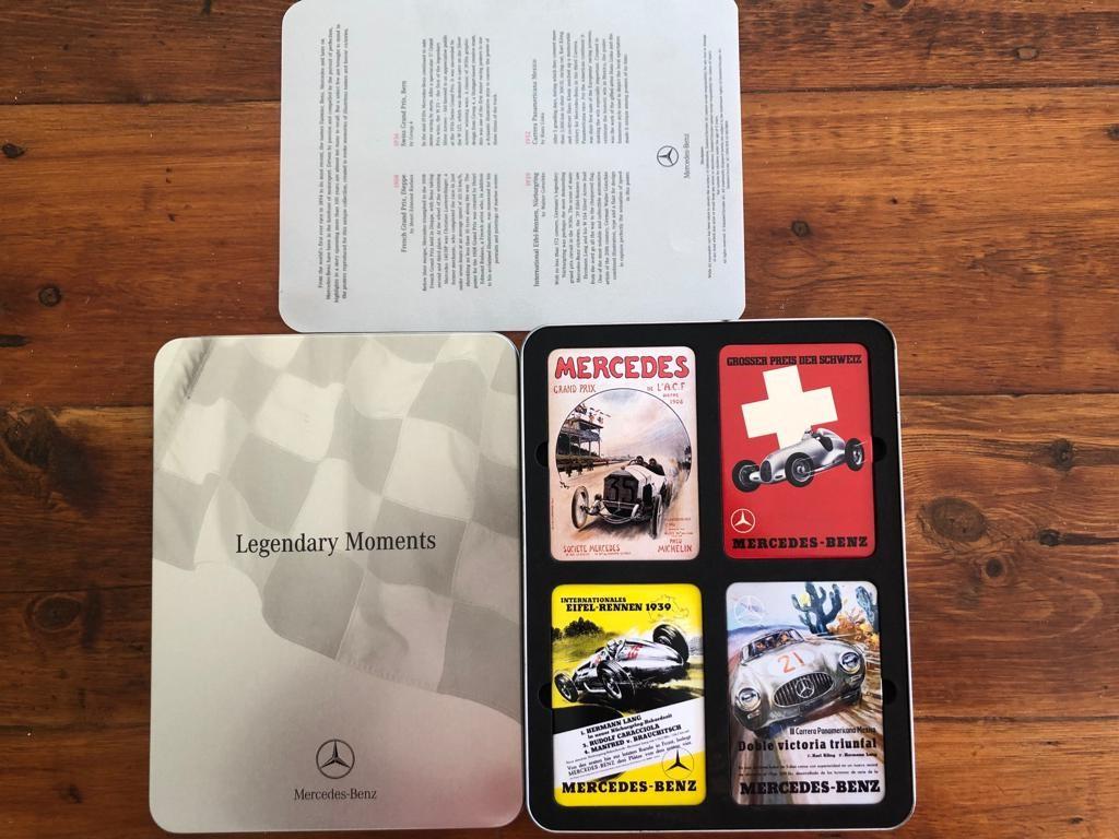 Mercedes Benz Legendary  Collection
