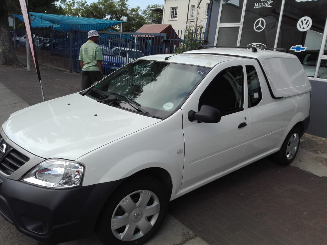 Nissan NP200 1.5dCi