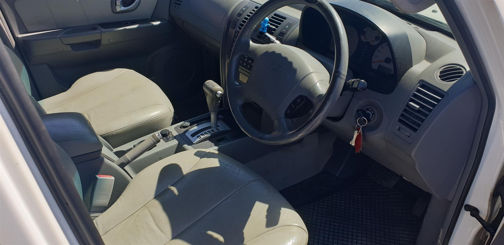2007 Hyundai Terracan 3.5 V6 7 seater automatic