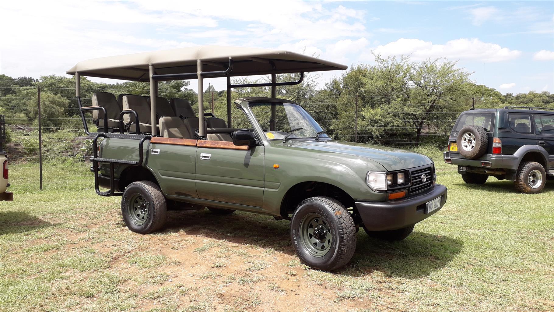 1998 Toyota Land Cruiser