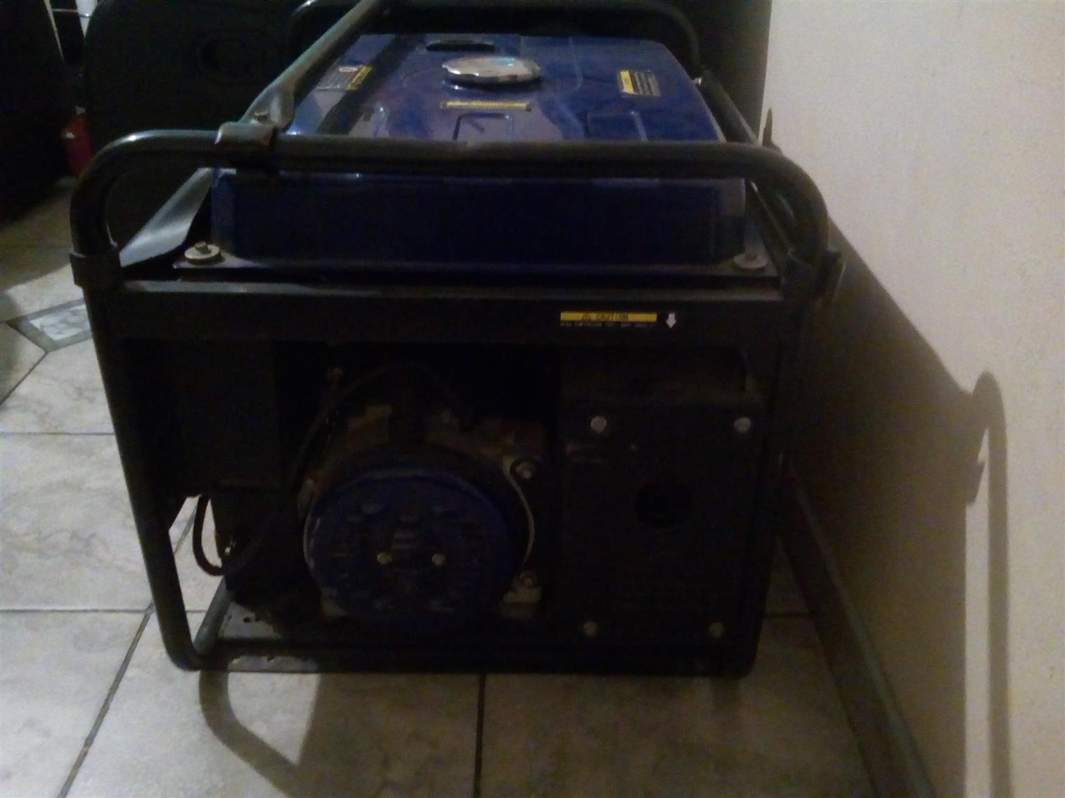 Unipower 6.5kw generator
